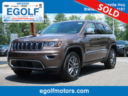 2020 Jeep Grand Cherokee LIMITED 4X4 for Sale  - 21954  - Egolf Motors