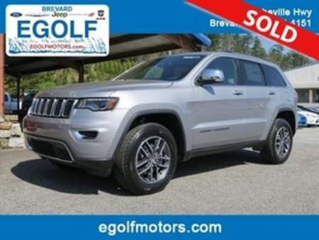 2018 Jeep Grand Cherokee Limited for Sale  - 21595  - Egolf Motors