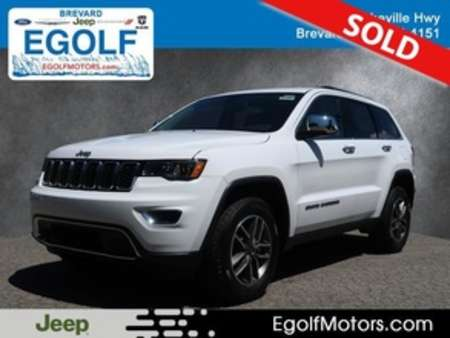 2020 Jeep Grand Cherokee Limited for Sale  - 21793  - Egolf Motors