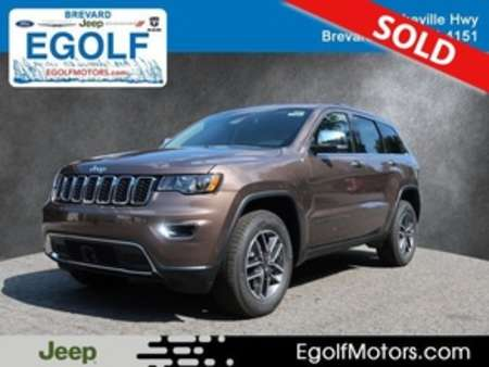 2020 Jeep Grand Cherokee Limited for Sale  - 21805  - Egolf Motors