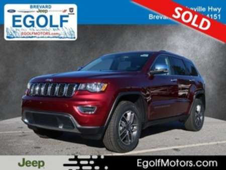 2020 Jeep Grand Cherokee Limited for Sale  - 21837  - Egolf Motors
