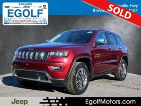 2020 Jeep Grand Cherokee LIMITED 4X4 for Sale  - 21838  - Egolf Motors