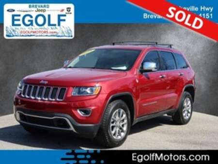 2015 Jeep Grand Cherokee Limited 4WD for Sale  - 5292A  - Egolf Motors