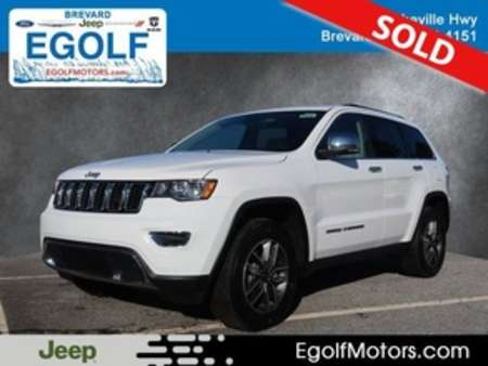 2020 Jeep Grand Cherokee Limited for Sale  - 21839  - Egolf Motors