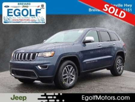 2021 Jeep Grand Cherokee LIMITED 4X4 for Sale  - 22037  - Egolf Motors