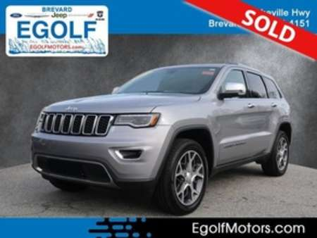 2019 Jeep Grand Cherokee Limited for Sale  - 82378  - Egolf Motors