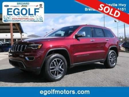 2018 Jeep Grand Cherokee Limited for Sale  - 21582  - Egolf Motors