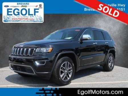 2018 Jeep Grand Cherokee Limited for Sale  - 82345  - Egolf Motors