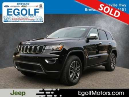 2020 Jeep Grand Cherokee LIMITED 4X4 for Sale  - 21840  - Egolf Motors