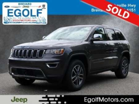 2020 Jeep Grand Cherokee Limited for Sale  - 21931  - Egolf Motors