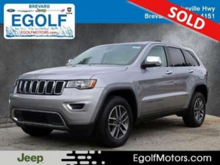 2020 Jeep Grand Cherokee Limited for Sale  - 21953  - Egolf Motors