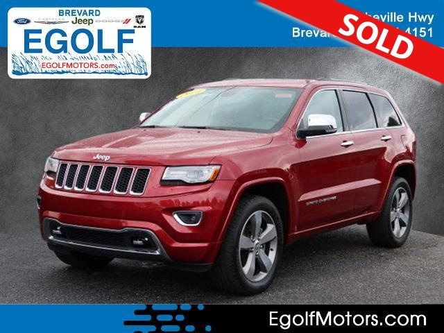 2014 Jeep Grand Cherokee  - Egolf Motors