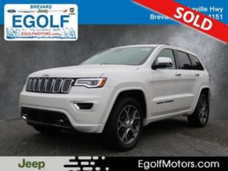 2020 Jeep Grand Cherokee Overland for Sale  - 21797  - Egolf Motors
