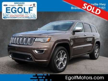 2019 Jeep Grand Cherokee Overland for Sale  - 10938  - Egolf Motors