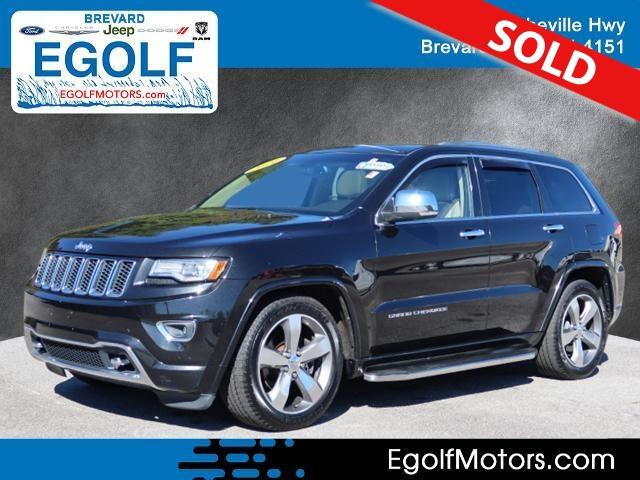 2014 Jeep Grand Cherokee  - Egolf Motors