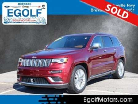 2017 Jeep Grand Cherokee Summit for Sale  - 22058A  - Egolf Motors