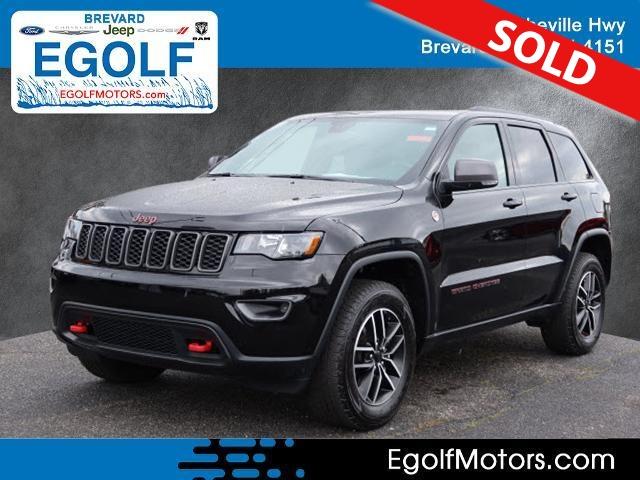 2020 Jeep Grand Cherokee  - Egolf Motors