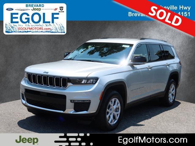 2021 Jeep Grand Cherokee L  - Egolf Motors
