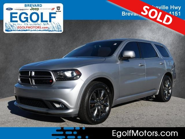 2015 Dodge Durango  - Egolf Motors