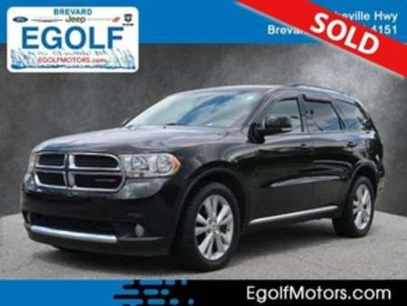 2012 Dodge Durango Crew AWD for Sale  - 10962A  - Egolf Motors