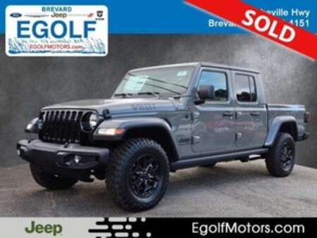 2021 Jeep Gladiator SPORT S 4X4 for Sale  - 22053  - Egolf Motors