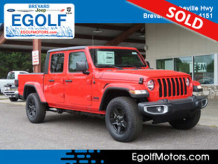 2021 Jeep Gladiator SPORT S 4X4 for Sale  - 22062  - Egolf Motors