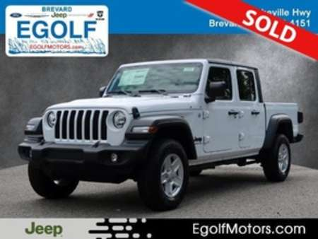 2020 Jeep Gladiator Sport for Sale  - 21929  - Egolf Motors