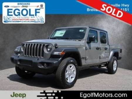 2020 Jeep Gladiator SPORT S 4X4 for Sale  - 21802  - Egolf Motors
