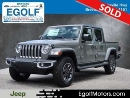 2020 Jeep Gladiator Overland for Sale  - 21877  - Egolf Motors