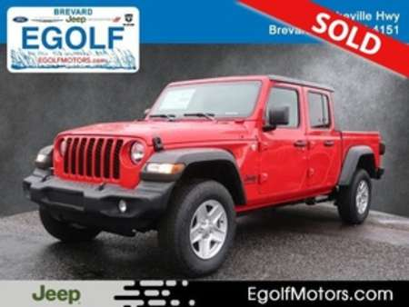 2020 Jeep Gladiator Sport for Sale  - 21900  - Egolf Motors
