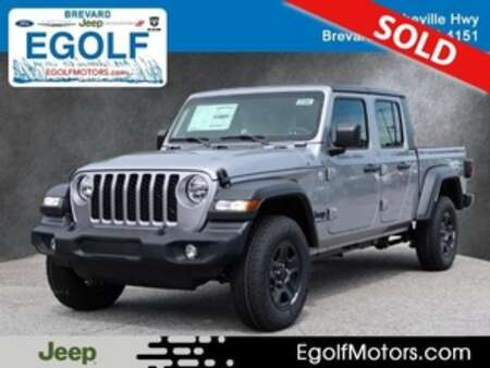 2021 Jeep Gladiator SPORT 4X4 for Sale  - 21982  - Egolf Motors
