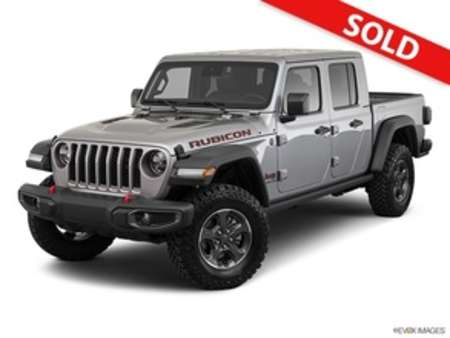2020 Jeep Gladiator RUBICON 4X4 for Sale  - 21803  - Egolf Motors