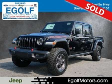 2020 Jeep Gladiator Rubicon for Sale  - 21879  - Egolf Motors