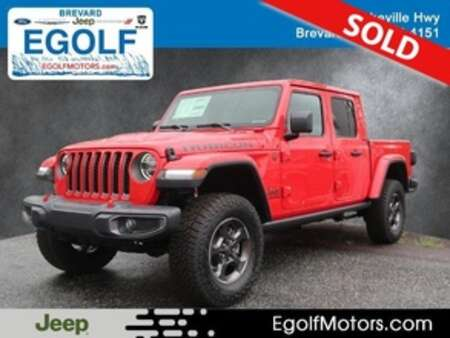 2020 Jeep Gladiator Rubicon for Sale  - 21901  - Egolf Motors