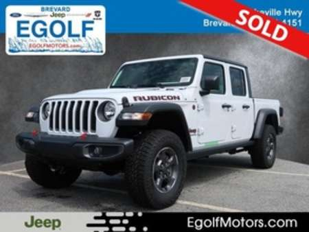2020 Jeep Gladiator Rubicon for Sale  - 21794  - Egolf Motors