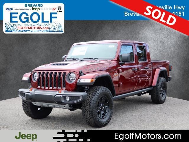 2021 Jeep Gladiator  - Egolf Motors