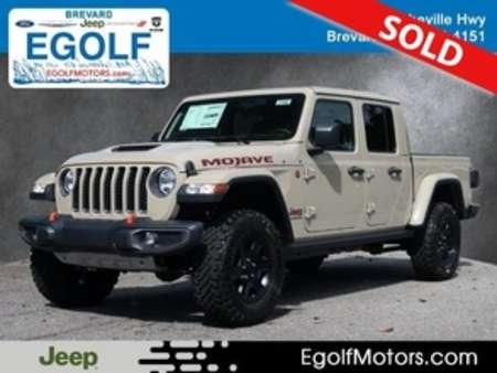 2020 Jeep Gladiator MOJAVE 4X4 for Sale  - 21952  - Egolf Motors