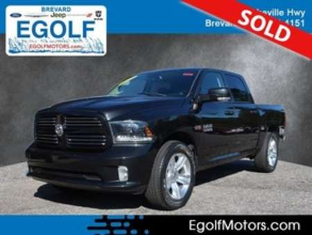 2015 Ram 1500 Sport 2WD Crew Cab for Sale  - 82355  - Egolf Motors