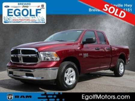 2019 Ram 1500 Classic Tradesman Quad Cab for Sale  - 21746  - Egolf Motors