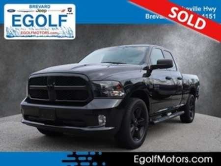 2016 Ram 1500 Express 4x4 4WD Quad Cab for Sale  - 82365  - Egolf Motors