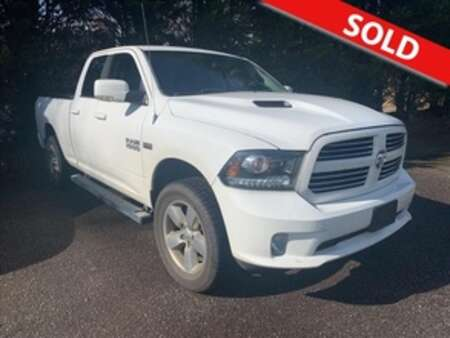 2013 Ram 1500 Sport 4WD Quad Cab for Sale  - 22040B  - Egolf Motors