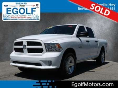 2017 Ram 1500 Express Crew Cab for Sale  - 7693  - Egolf Motors