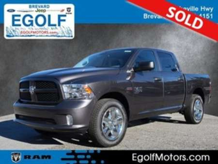 2019 Ram 1500 Classic Tradesman Crew Cab for Sale  - 21719  - Egolf Motors