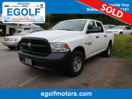 2015 Ram 1500 Tradesman 4x4 4WD Crew Cab for Sale  - 10856A  - Egolf Motors