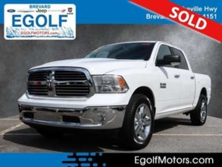 2017 Ram 1500 Big Horn Crew Cab for Sale  - 82384  - Egolf Motors