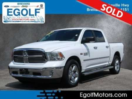 2014 Ram 1500 Big Horn 4x4 4WD Crew Cab for Sale  - 82387B  - Egolf Motors