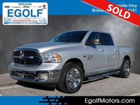 2019 Ram 1500 Classic Big Horn 4x4 Crew Cab for Sale  - 82354  - Egolf Motors