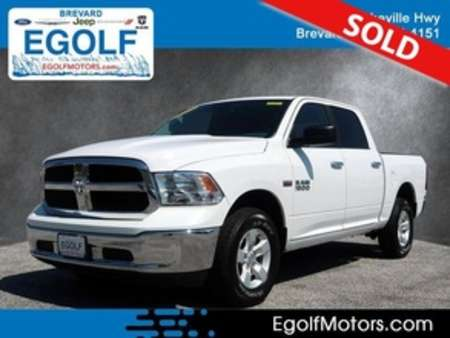 2017 Ram 1500 SLT Crew Cab for Sale  - 82368  - Egolf Motors