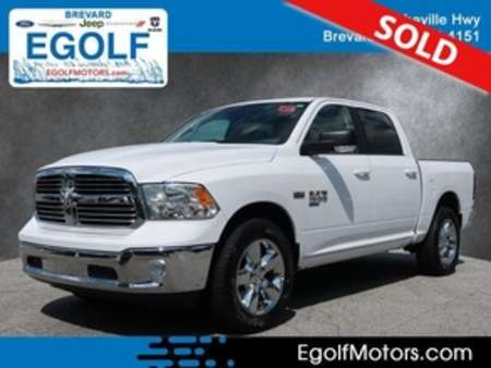 2019 Ram 1500 Classic Big Horn Crew Cab for Sale  - 82316  - Egolf Motors