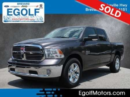2019 Ram 1500 Classic Big Horn Crew Cab for Sale  - 82327  - Egolf Motors
